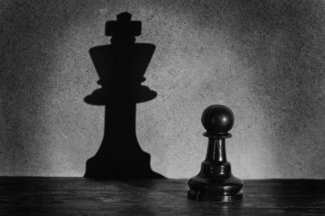 Leadership e desiderio, come il pedone può diventare grande
