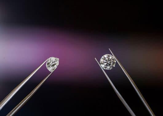 Diamanti come rappresentazione dello Sviluppo risorse umane